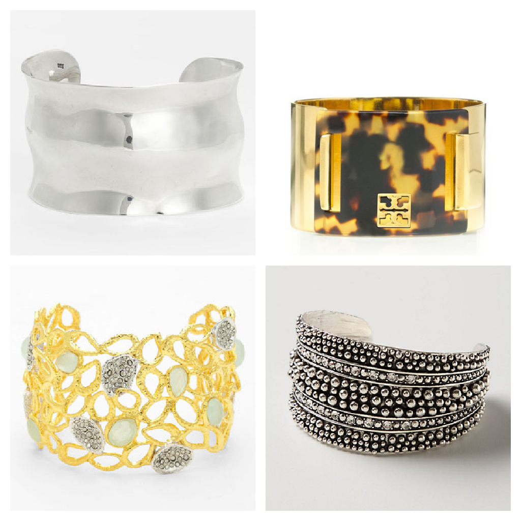 Spring 2013 Trend- Double Cuff