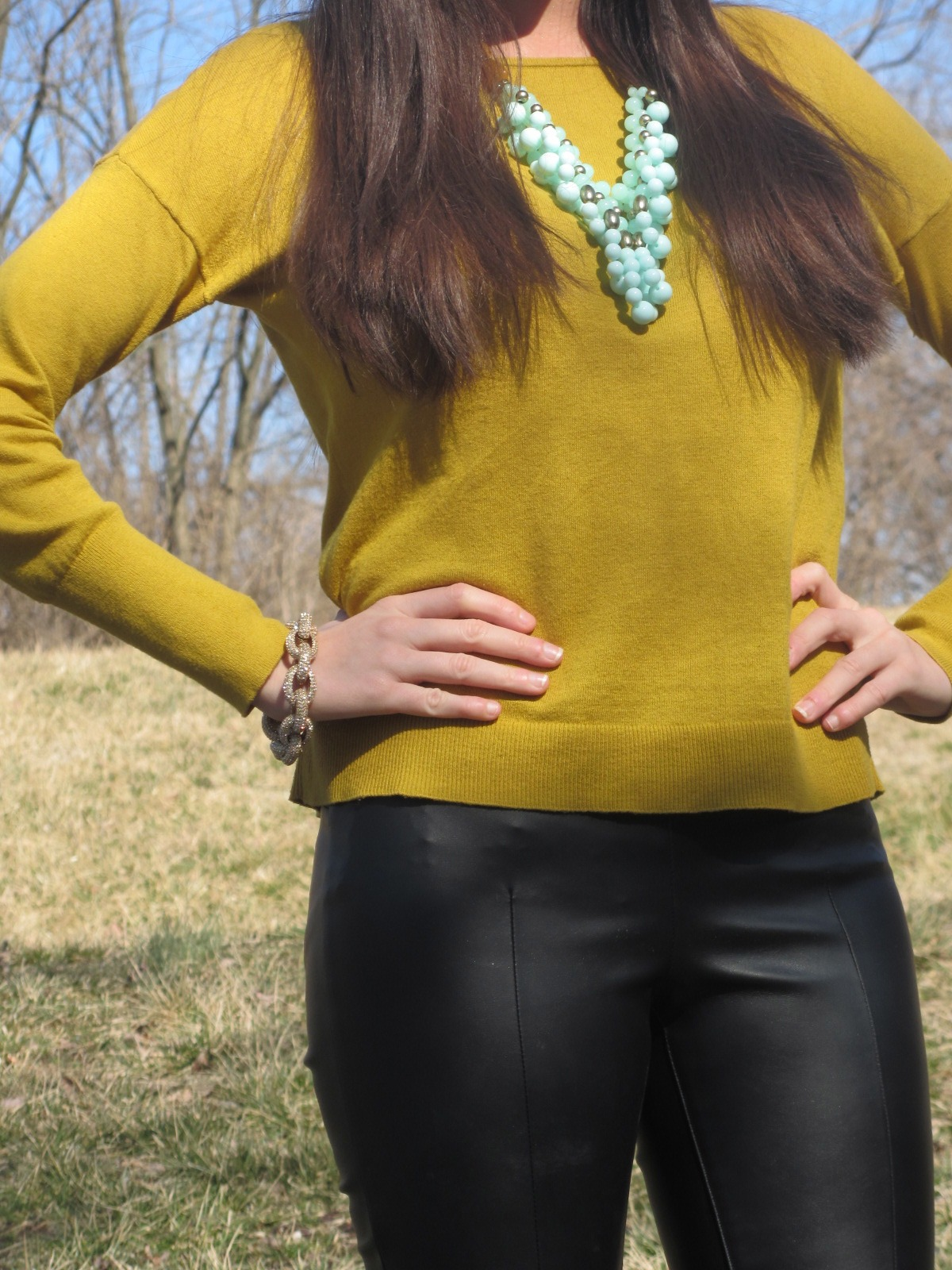 Mustard & Leather 7