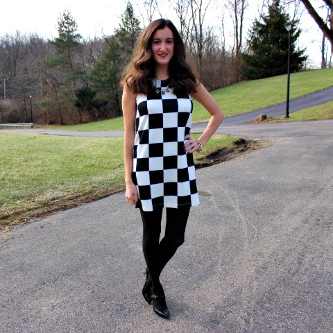 Forever 21 Mod Shift Dress
