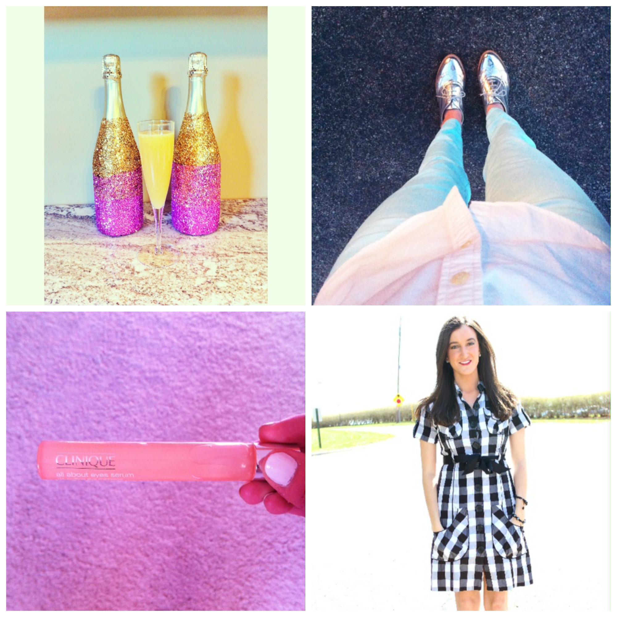 Baubles to Bubbles Instagram