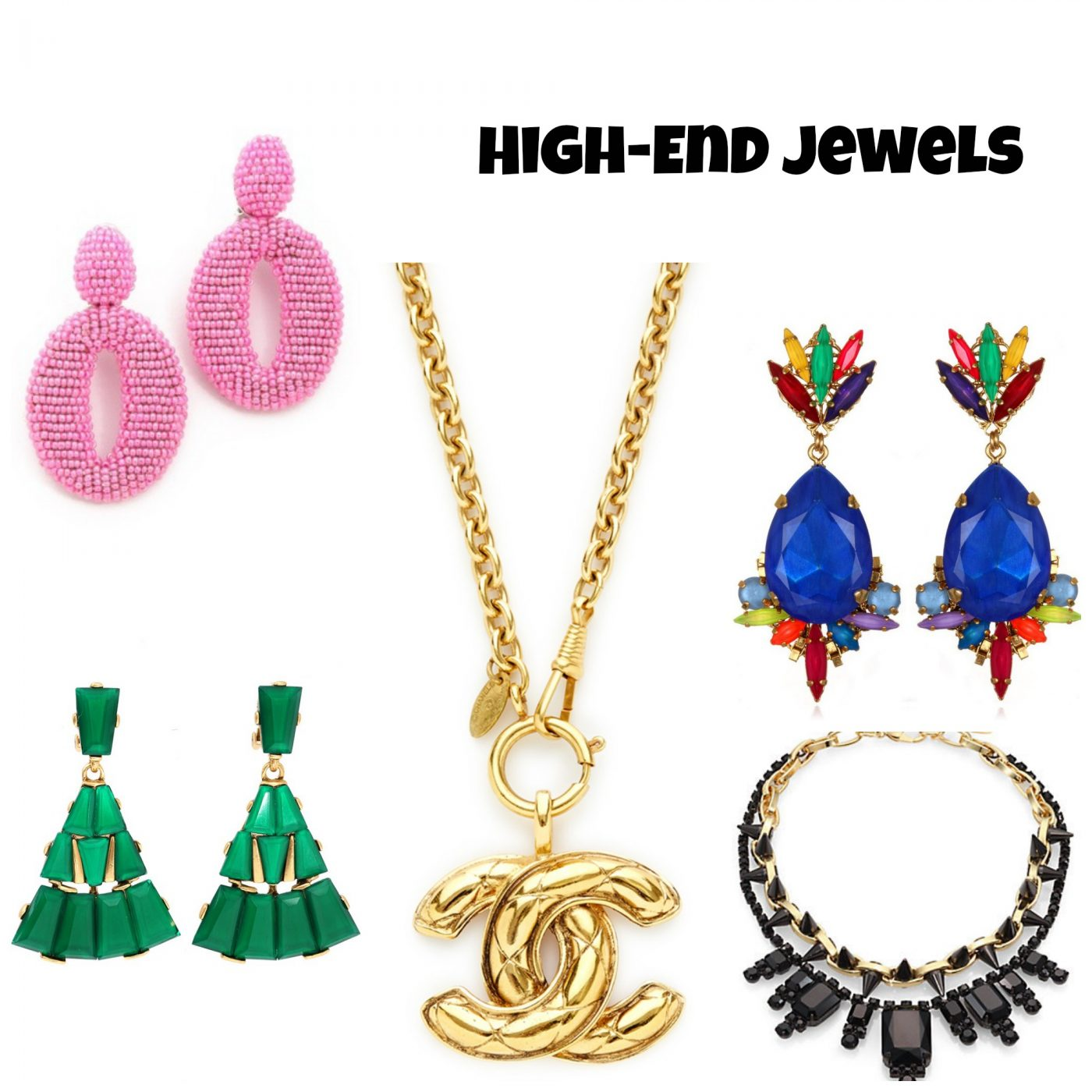 Bauble Wish List High End Jewels Baubles to Bubbles