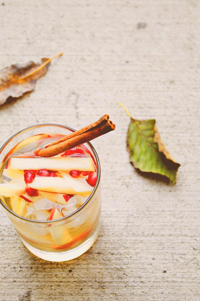 Sparkling Apple Sangria