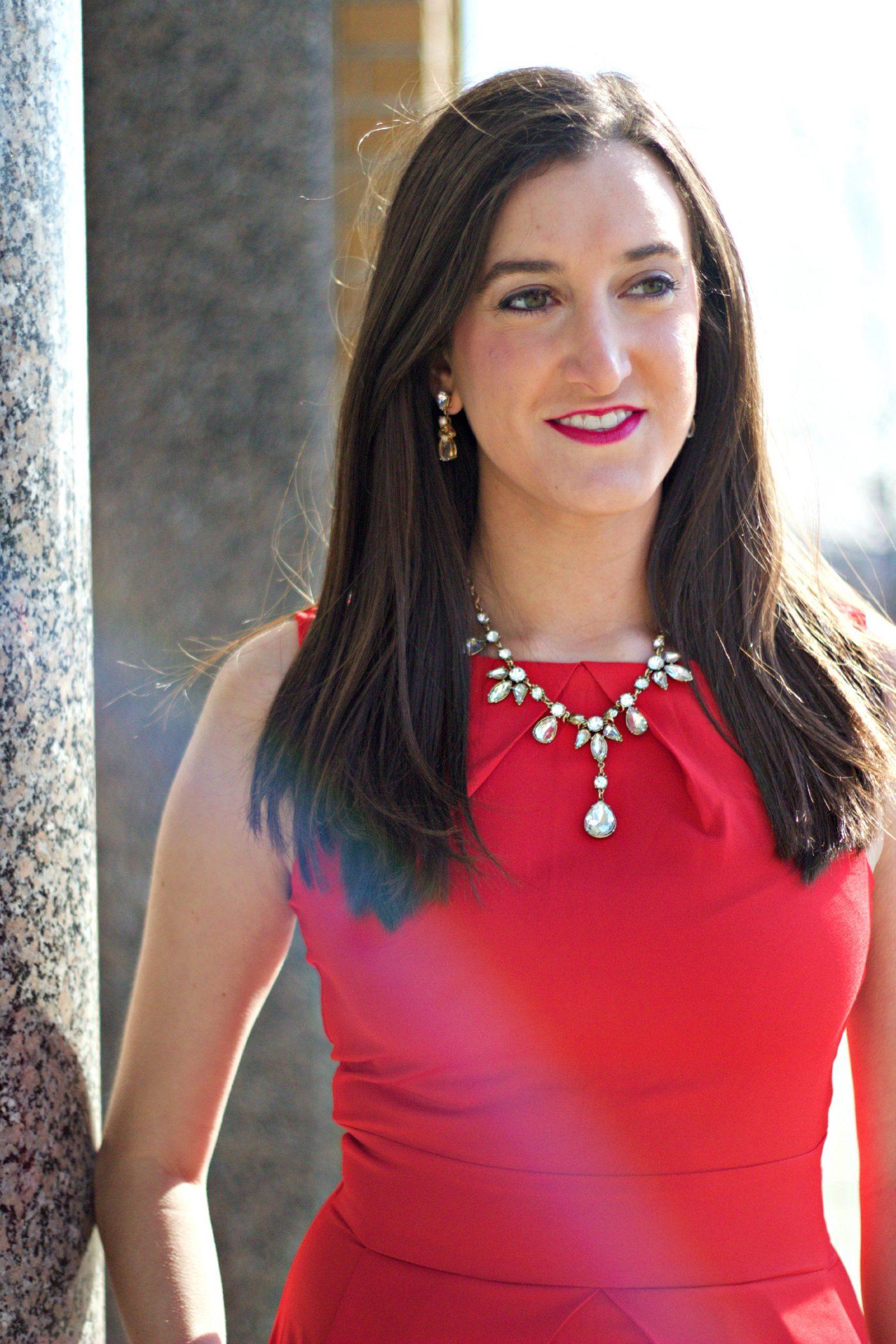Red Dress Gold Jewelry Jewelry Ufafokus Com