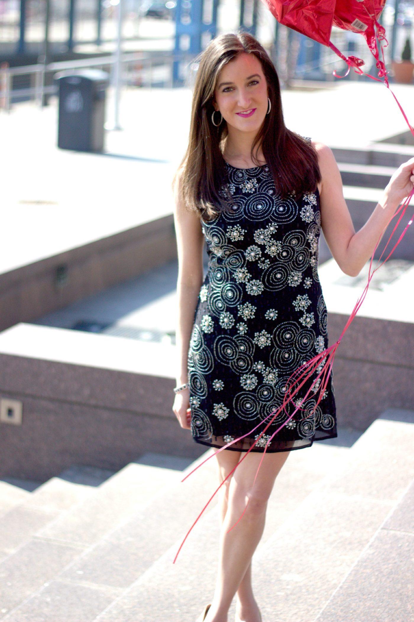 Dressy Valentine's Day Dress