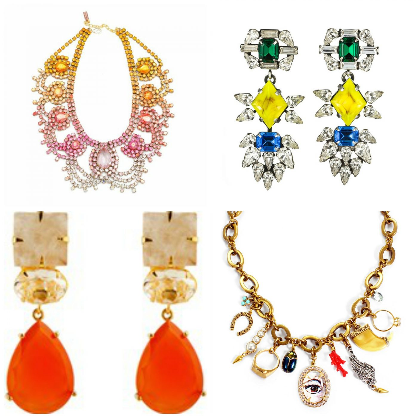 Colorful Designer Jewelry
