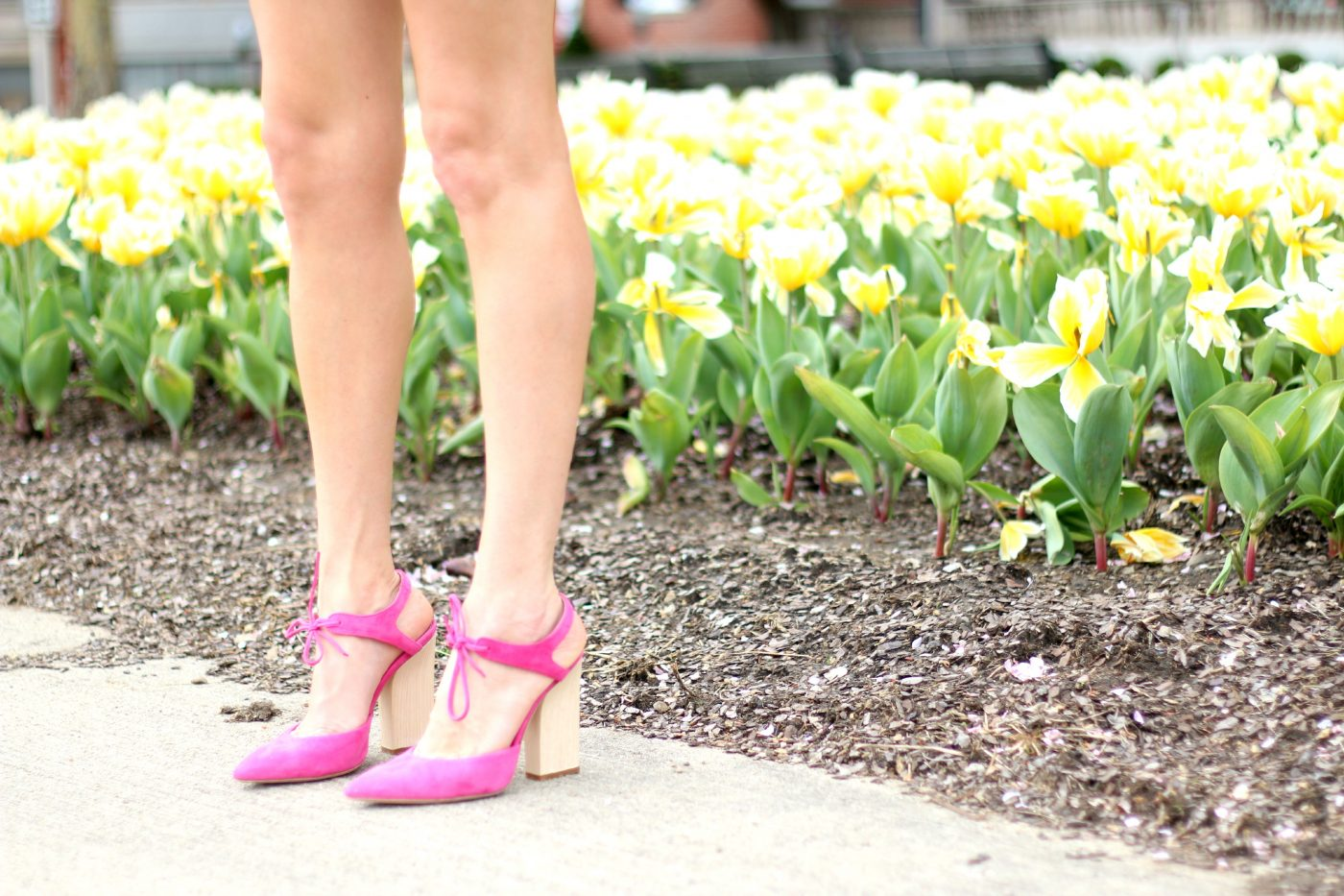 Dee Keller Pink Mallory Heels