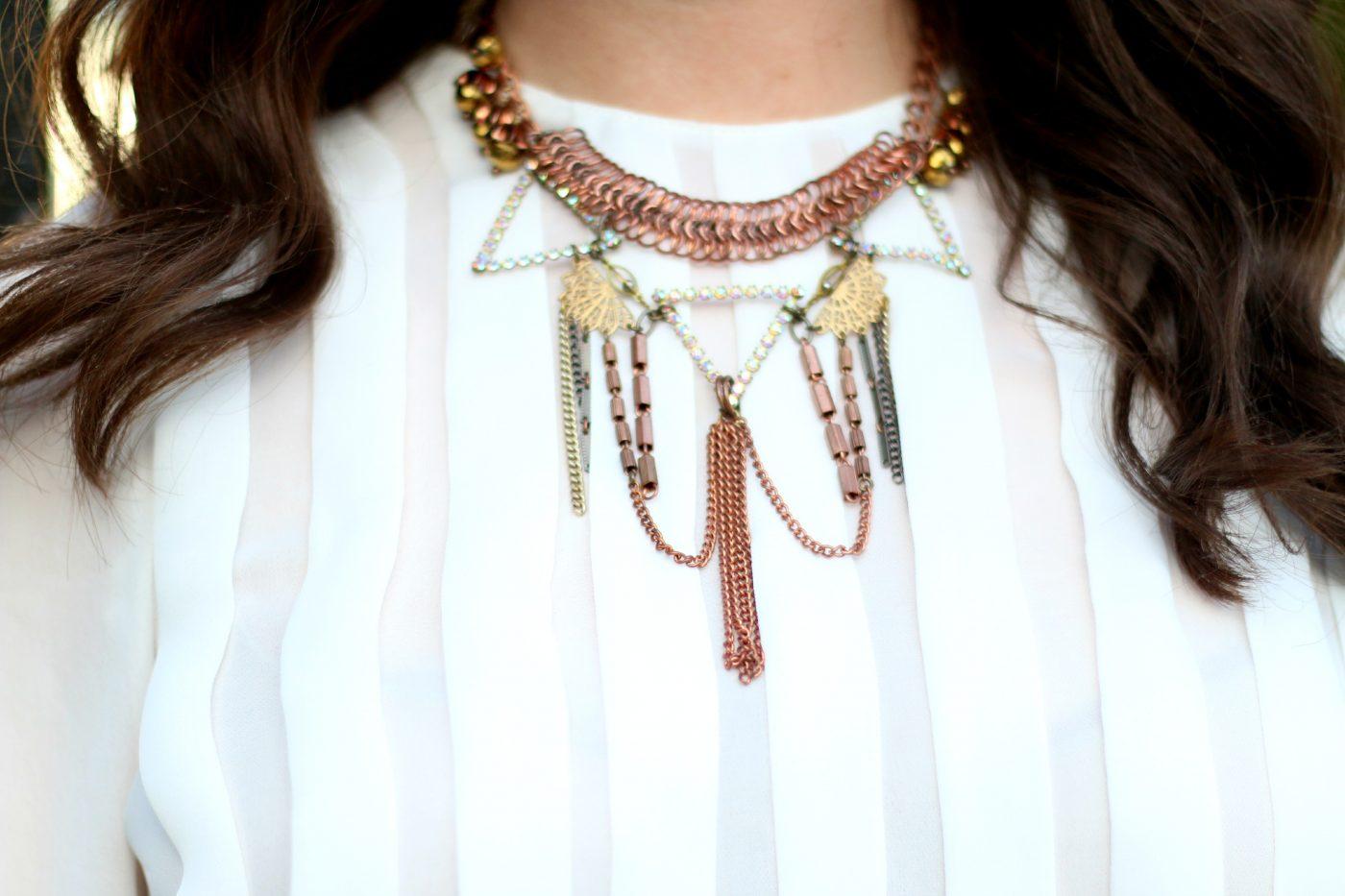 Tara Lea Smith Vintage Necklace