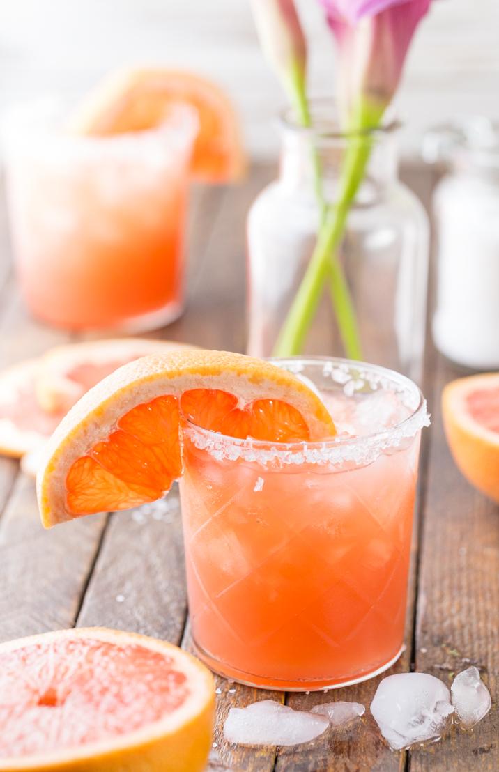 Grapefruit Cocktail Recipe