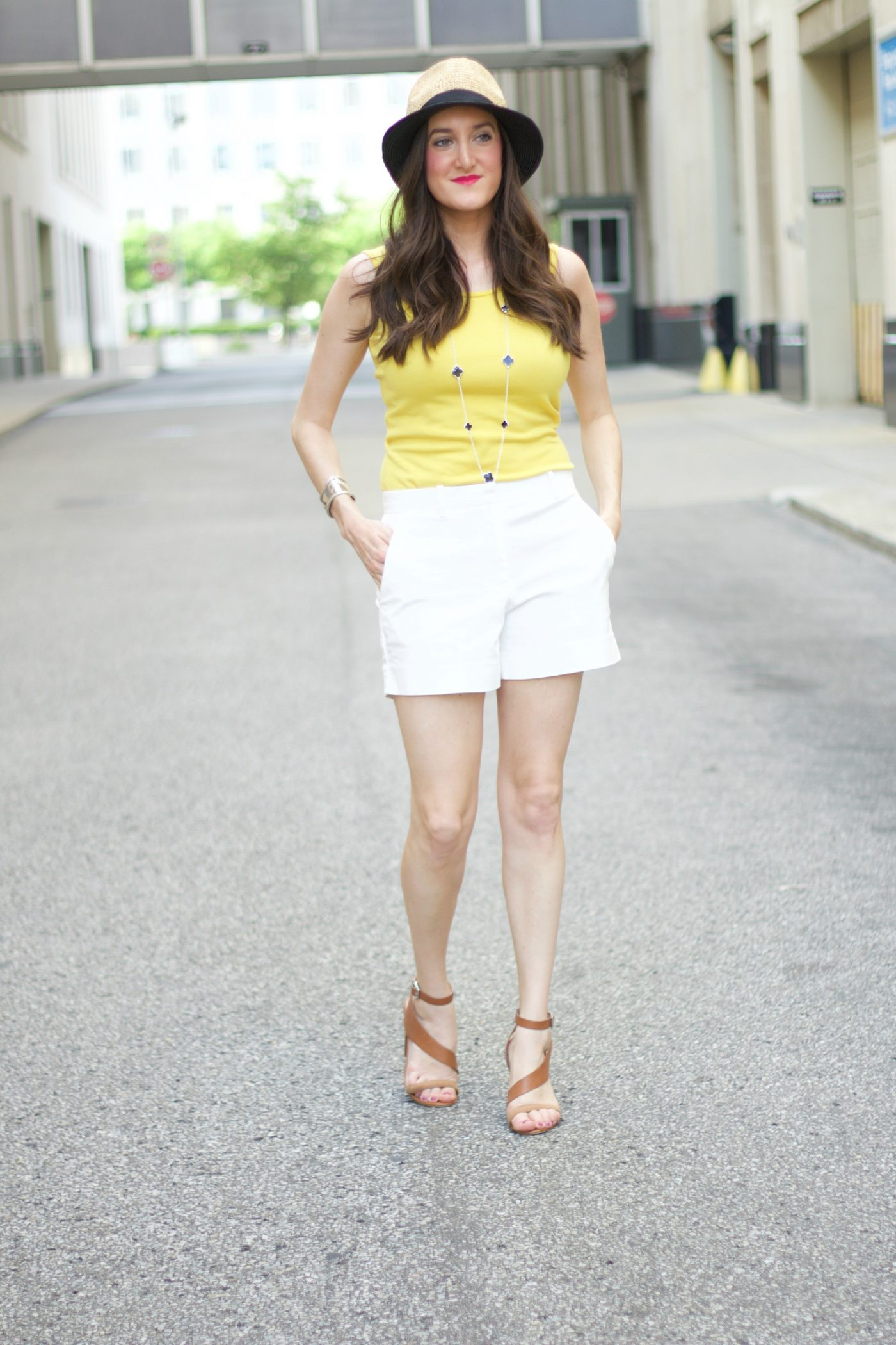 Preppy Summer Outfit Ideas