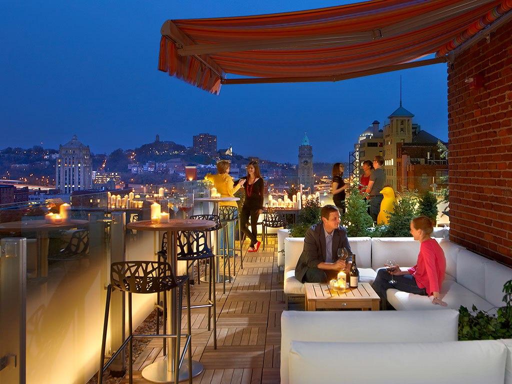 21c Rooftop Bar