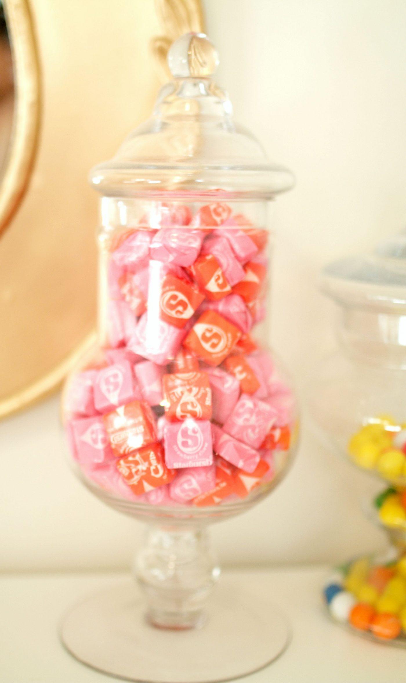 Candy Apothecary Jar