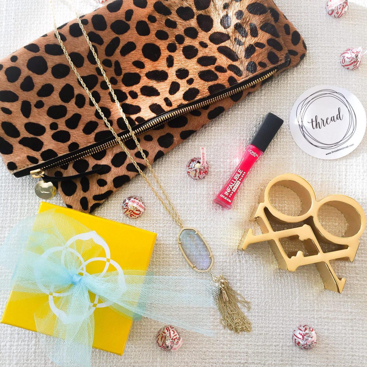 clare vivier leopard clutch giveaway