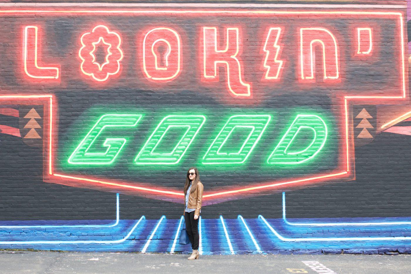 Neon Mural ArtsWave