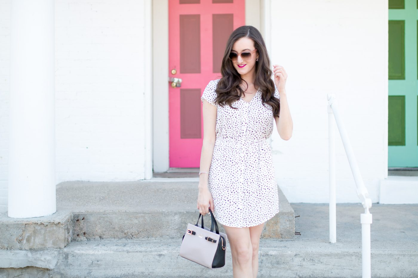 Urban Outfitters Shirt Dress