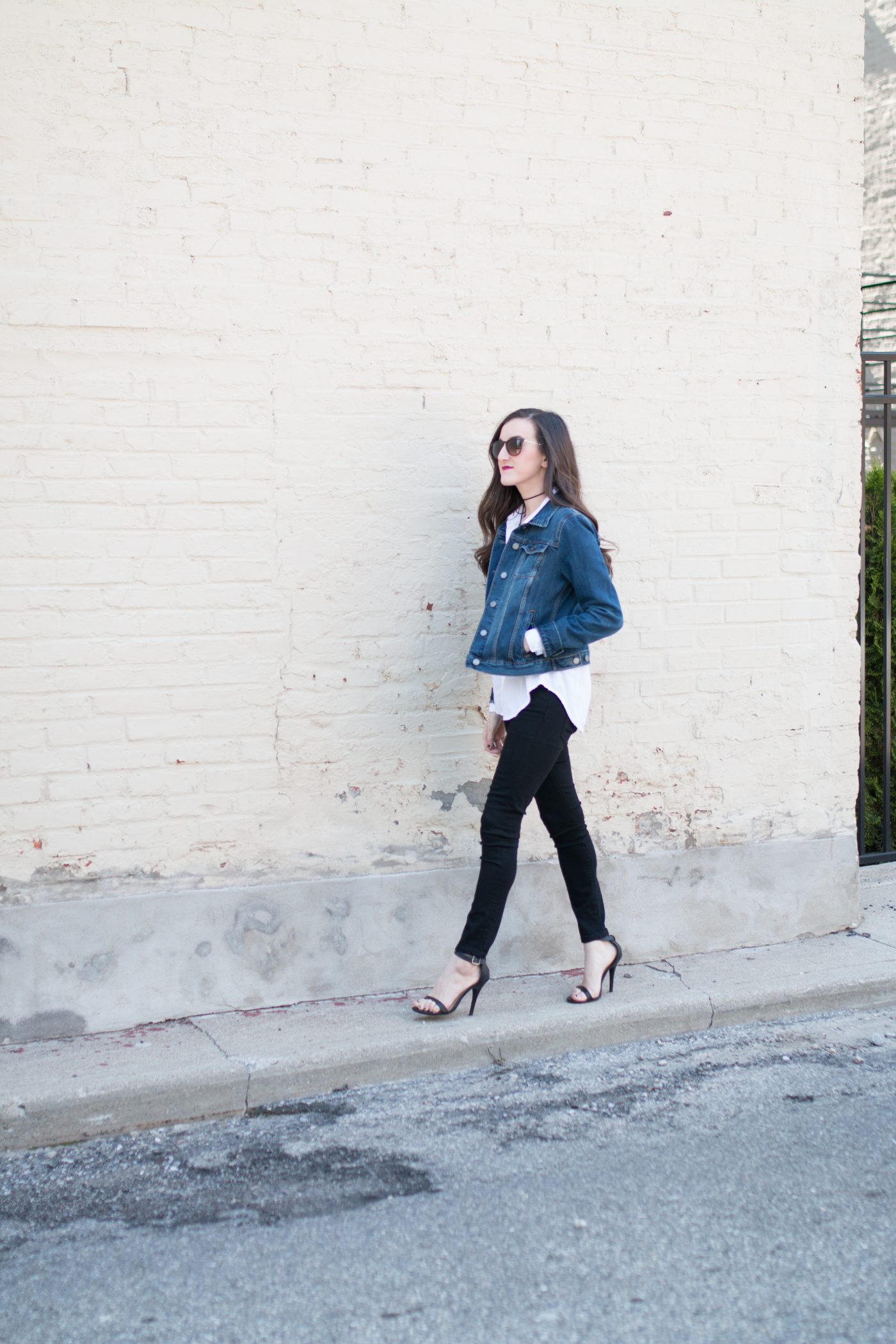 Casual Outfit Denim Jacket