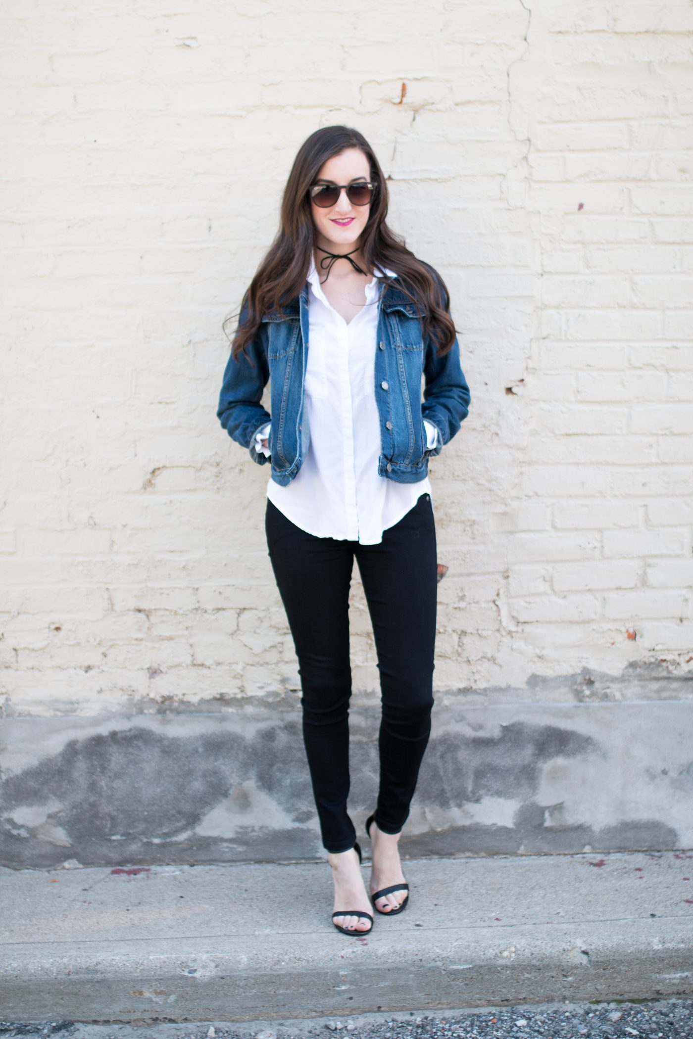 Denim Jacket Outfit Ideas