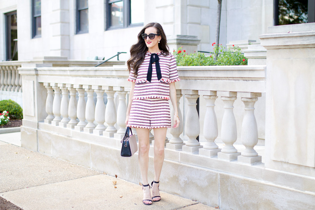 Matching Separates Outfit