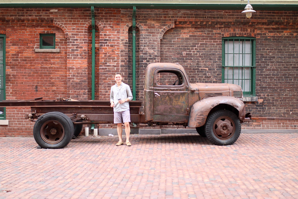 Historic Distillery District Toronto