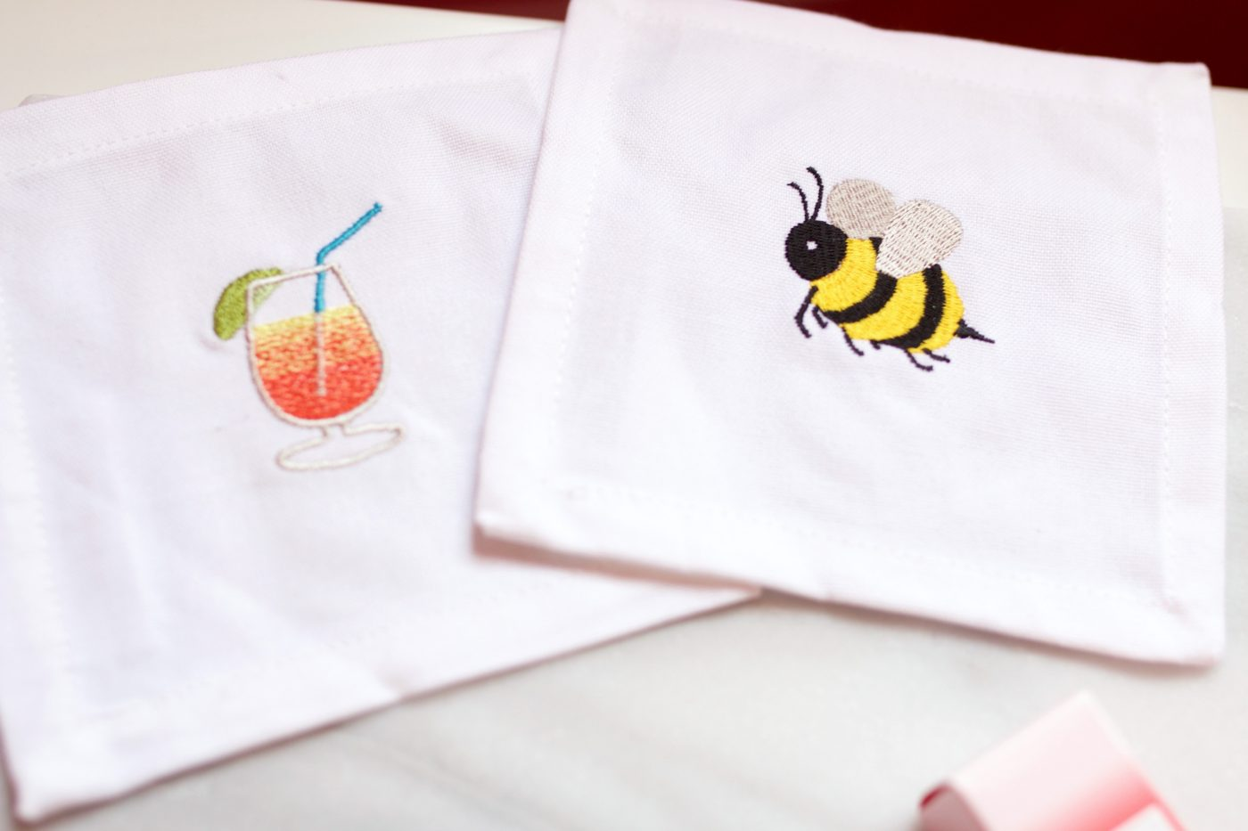 Emoji Cocktail Napkins