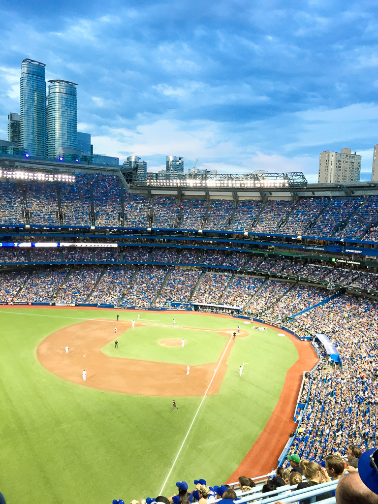 Toronto Blue Jays Game
