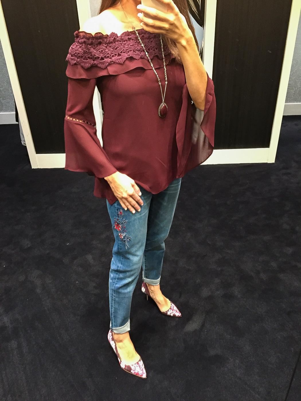 White House Black Market Fall Fashion