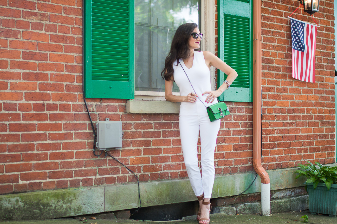 all white outfit ideas for women