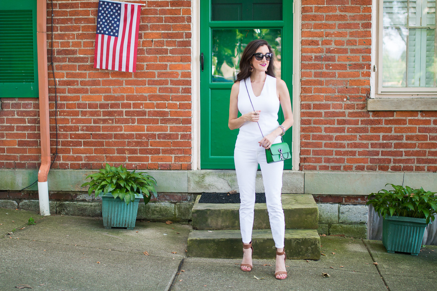 White Summer Outfit Ideas