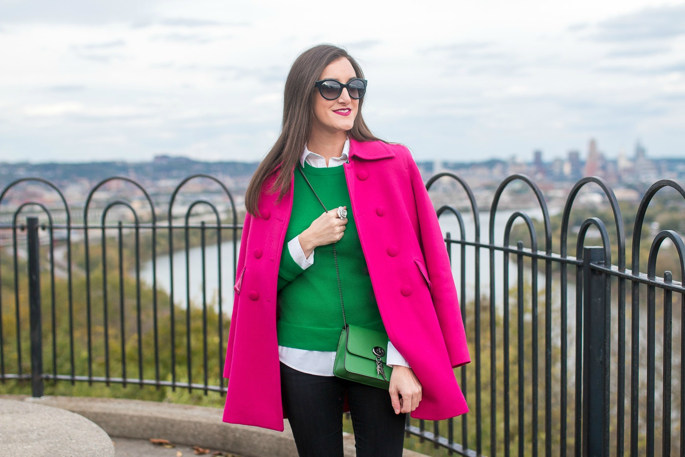 Colorful Fall Outfit Ideas