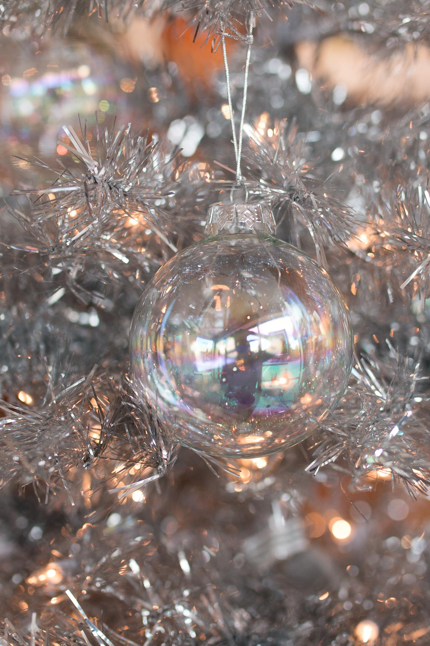 Lucite Ornaments