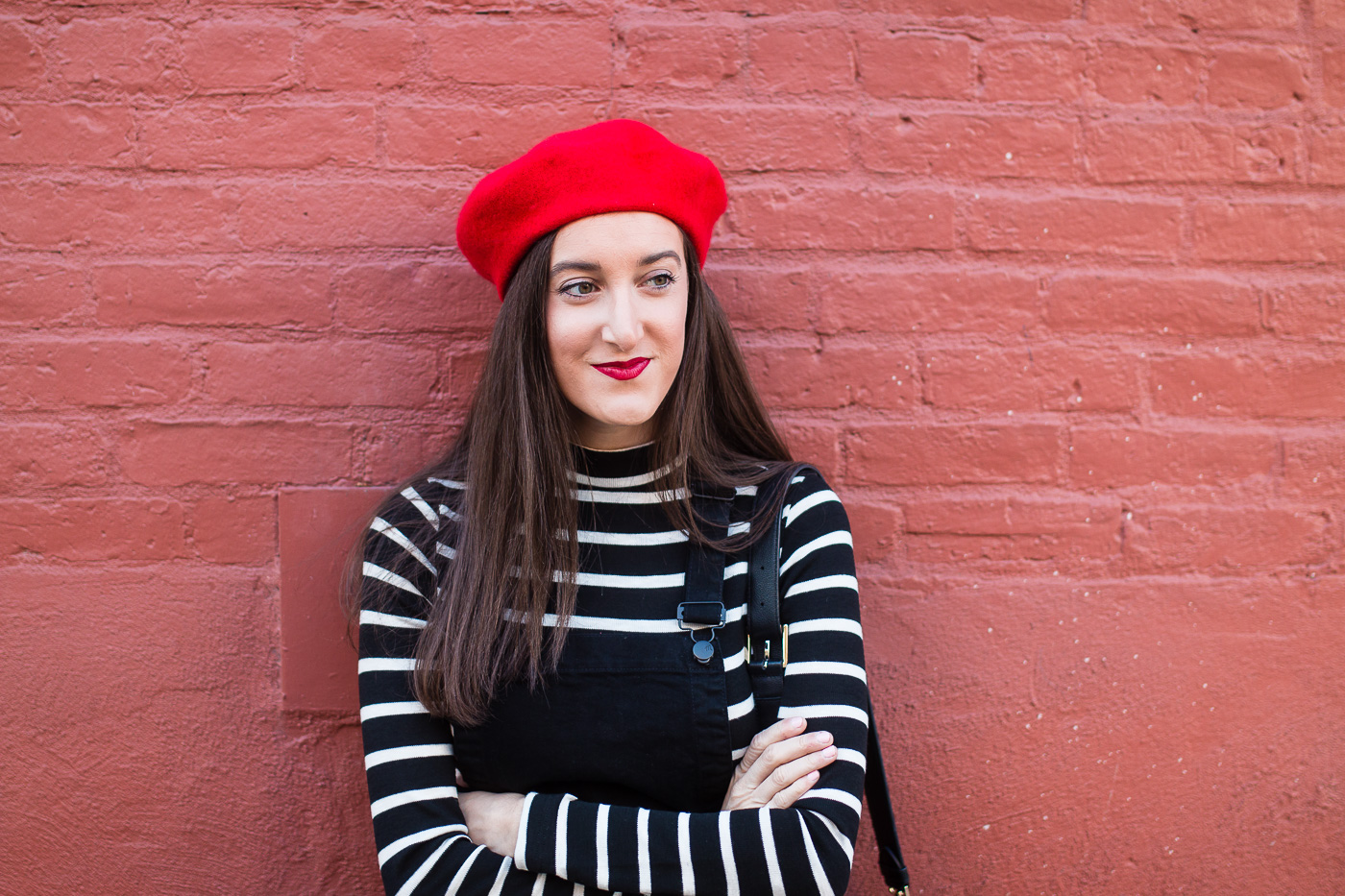 Beret Outfit Ideas