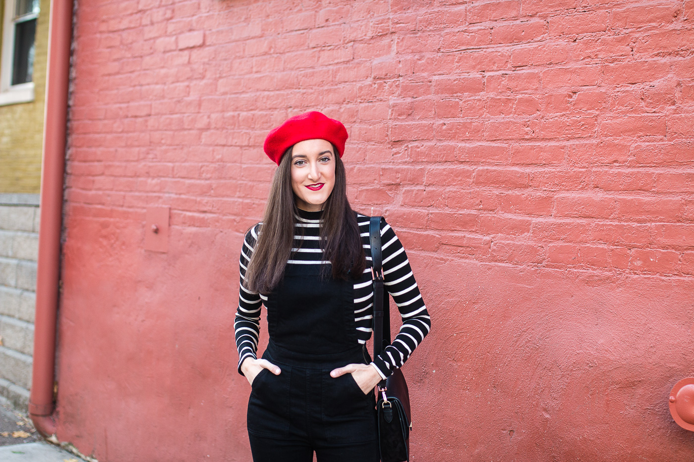 Red Beret Outfits
