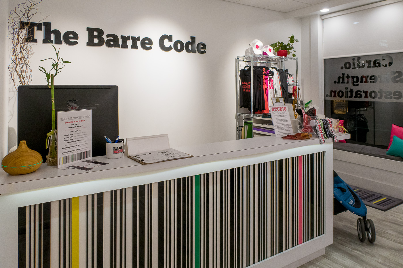 The Barre Code Cincinnati