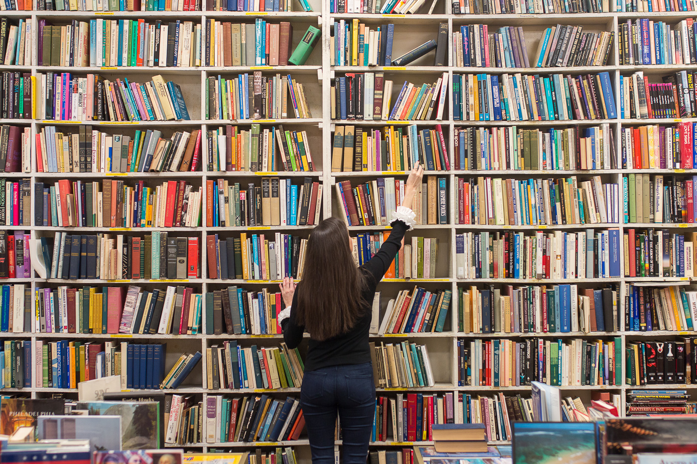 best bookstores in Cincinnati
