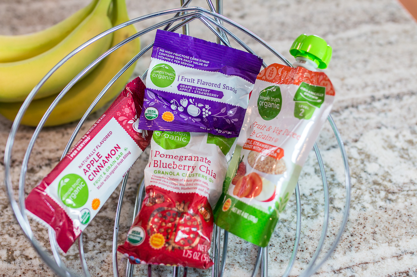 Simple Truth Organic Snacks