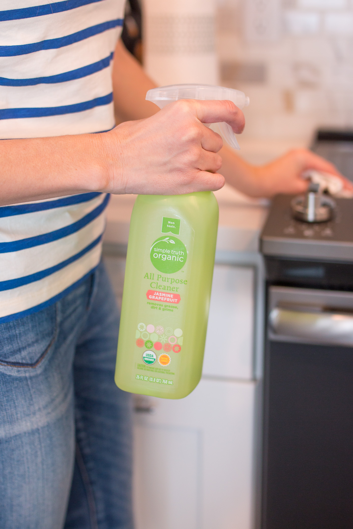 Simple Truth Cleaning Spray