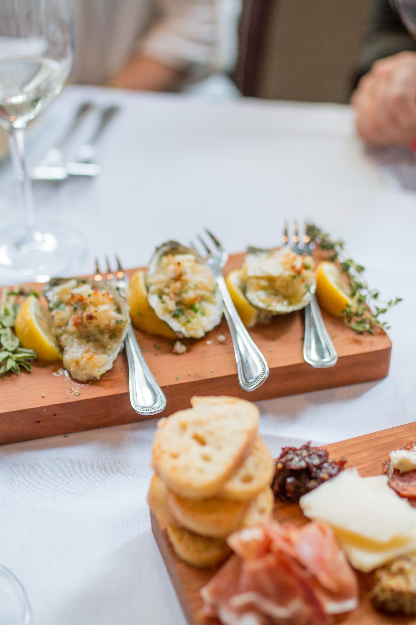Oysters in Cincinnati