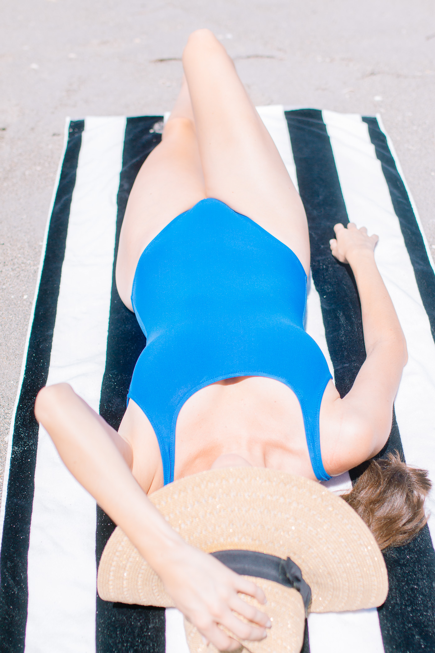 JCrew one piece bathing suit