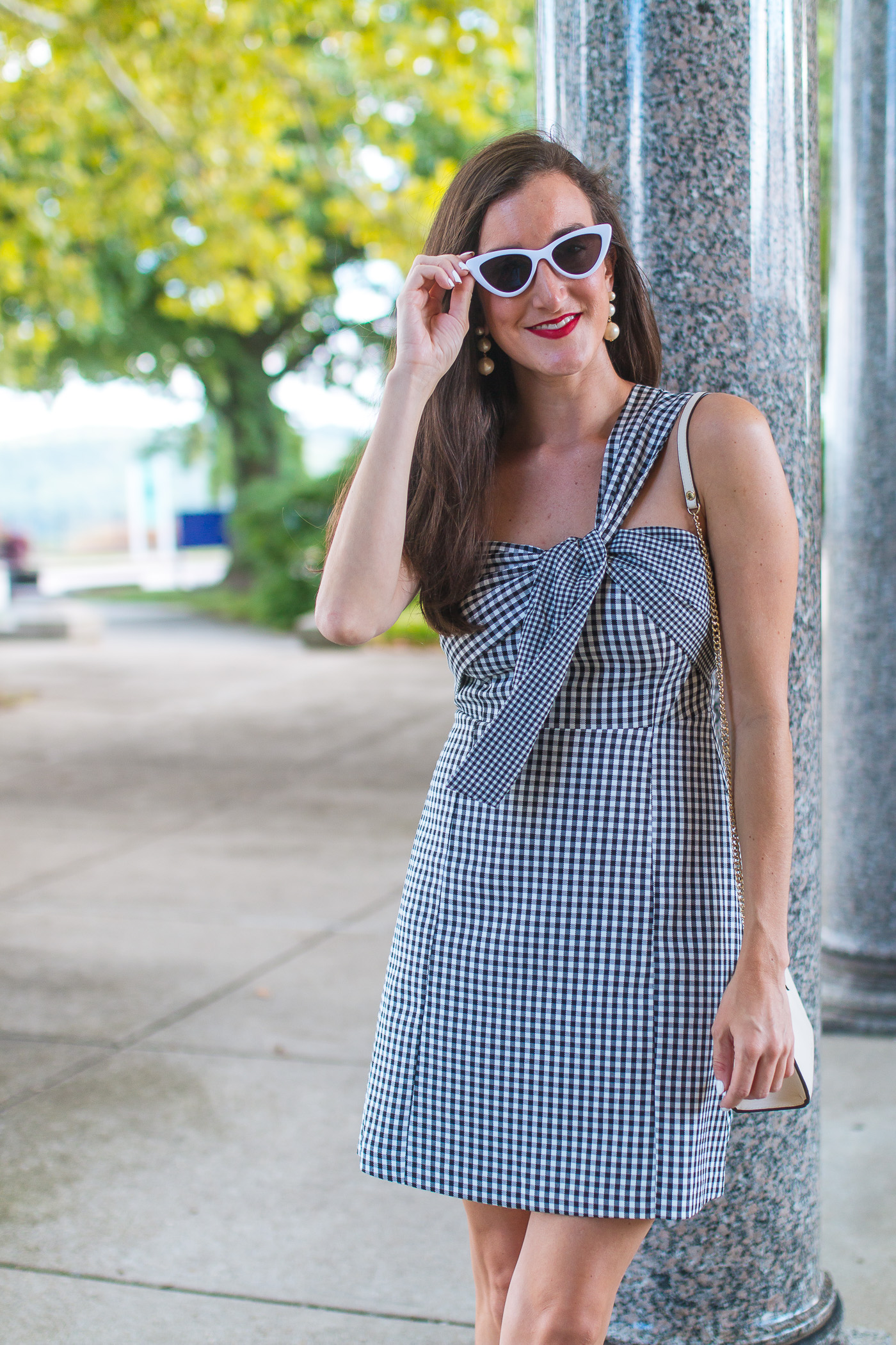 Sam Edelman Gingham Dress