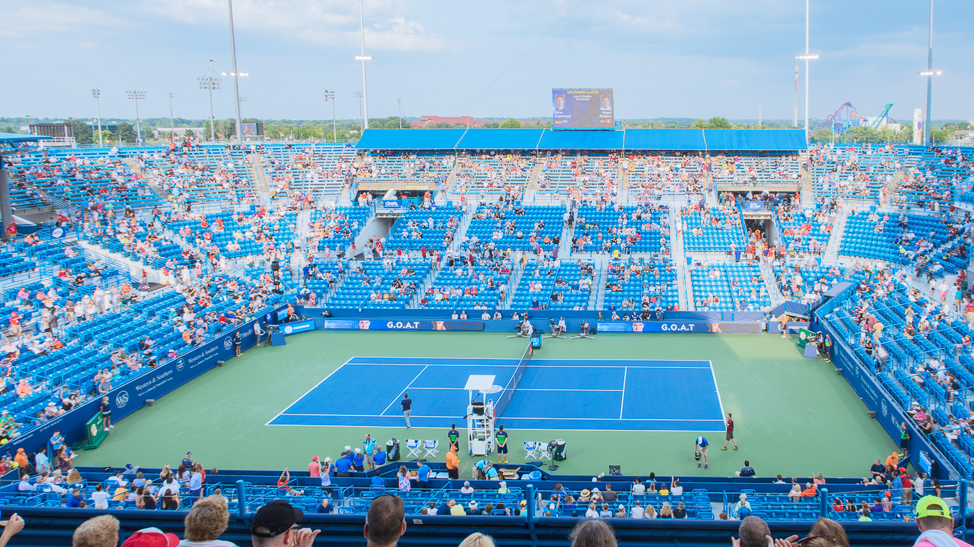 Western and Southern Open cincinnati
