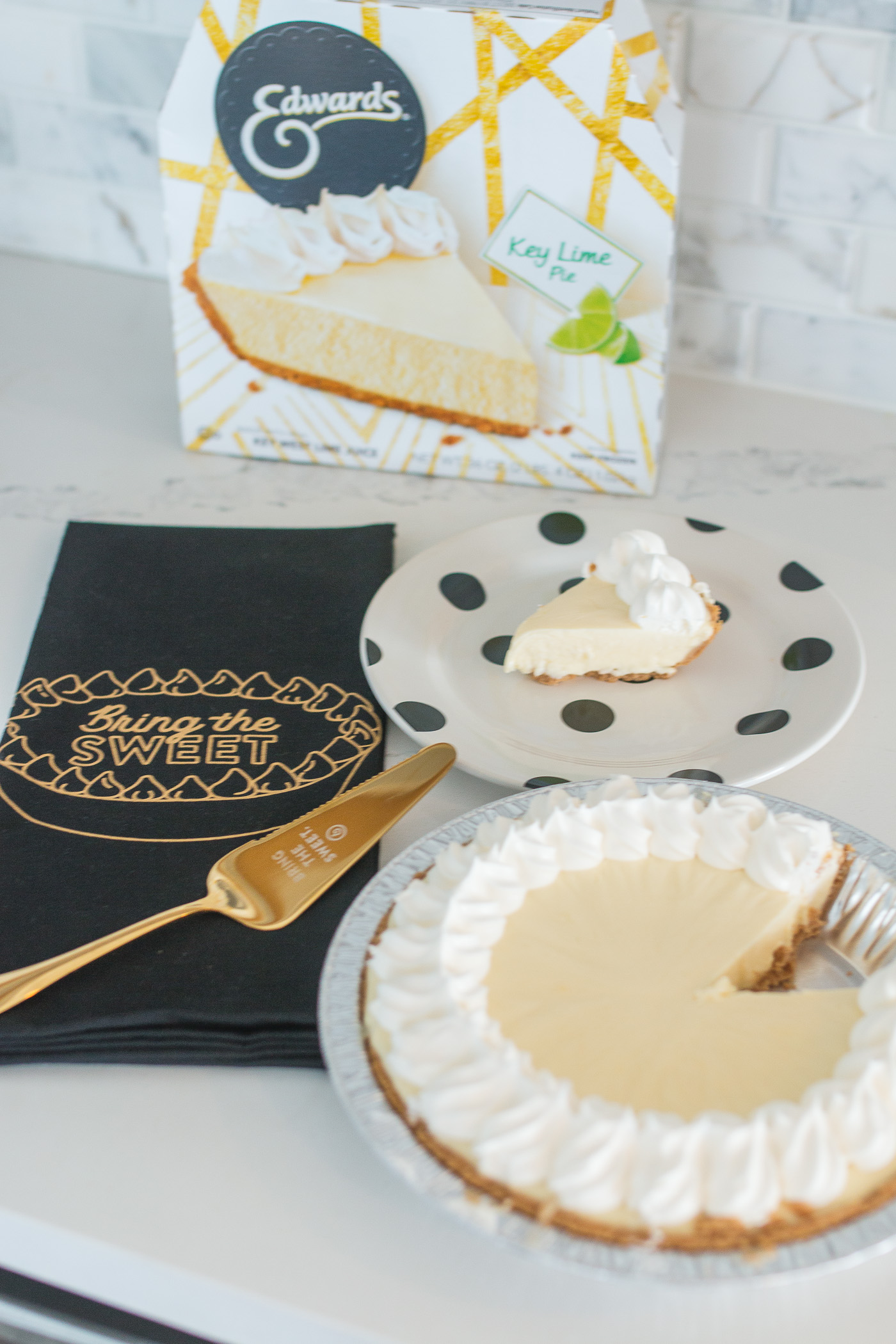 Edwards Desserts Key Lime Pie