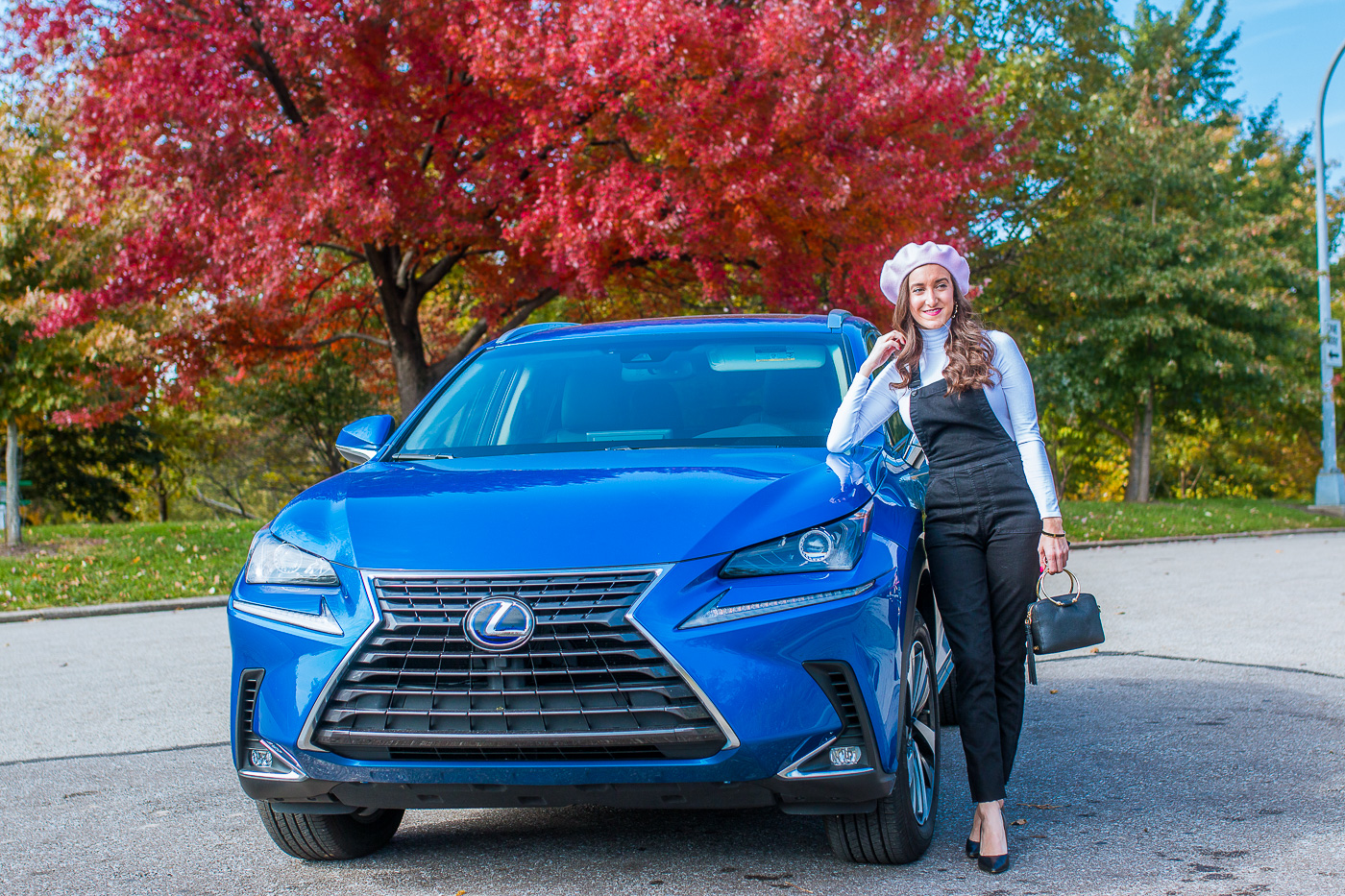 Lexus NX Hybrid Blogger Collaboration with Baubles to Bubbles