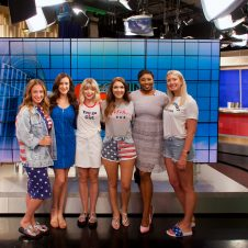Video: Fourth of July Style Segment for H&M