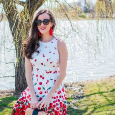 Dressing for a Spring Wedding with Maggy London