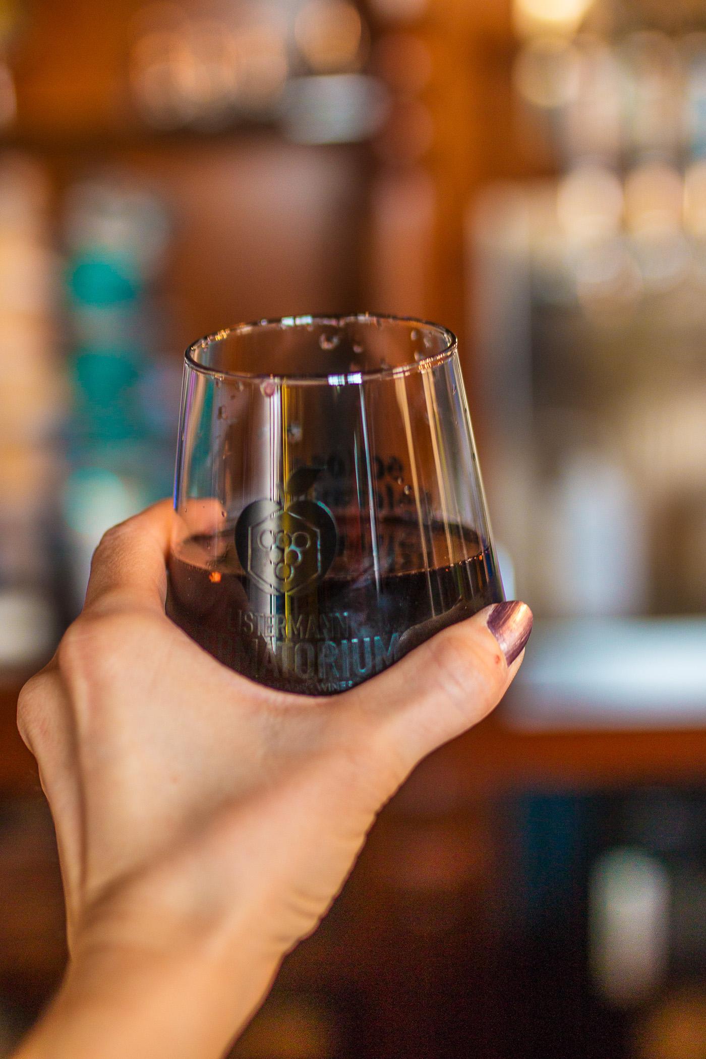 Listermann Brewing Wine