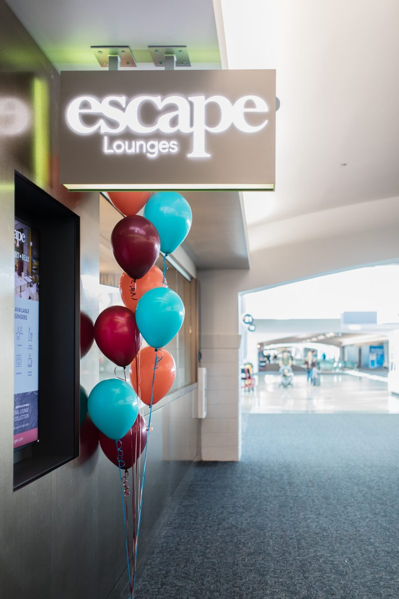 Escape Lounge CVG Airport