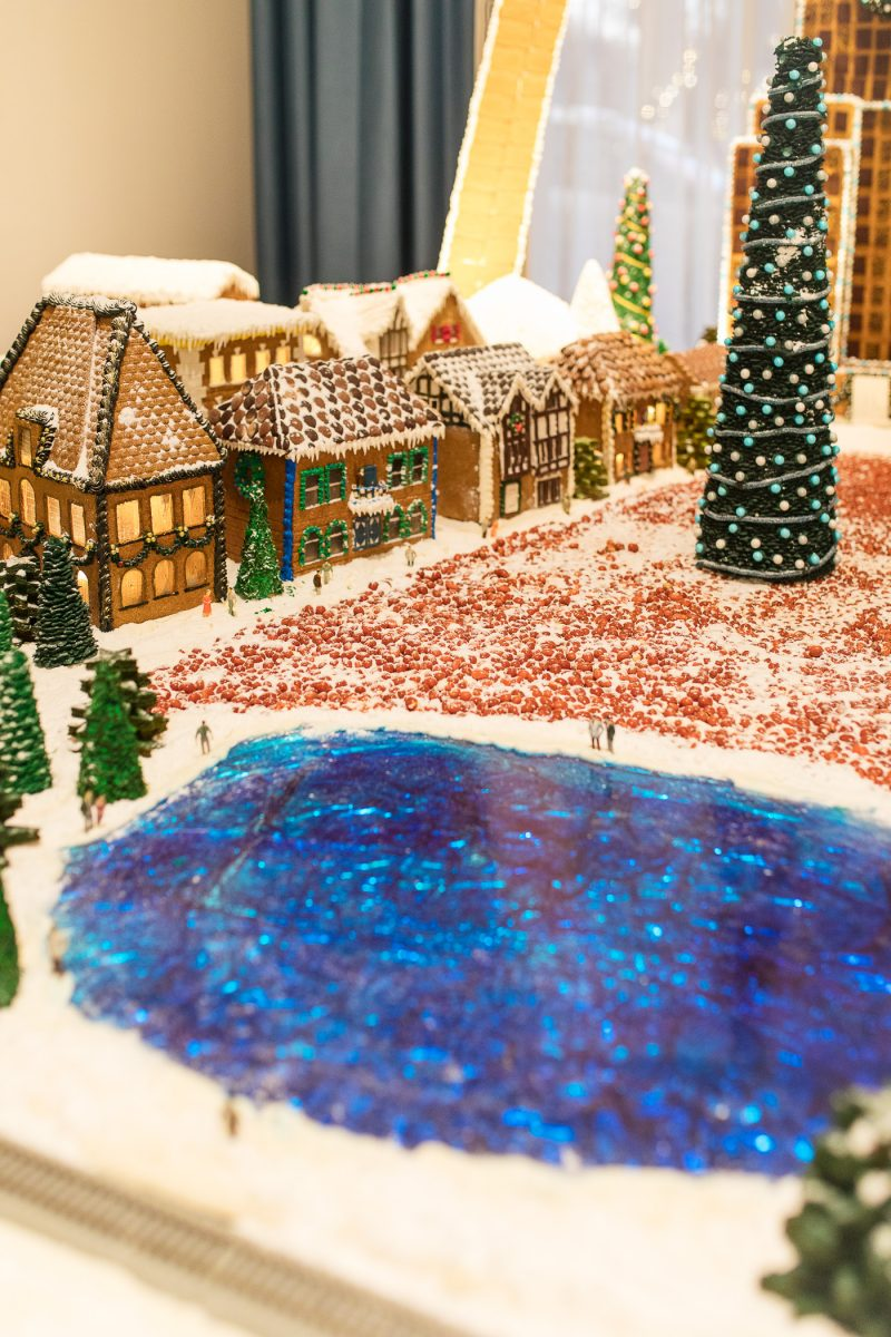 St. Louis Gingerbread House