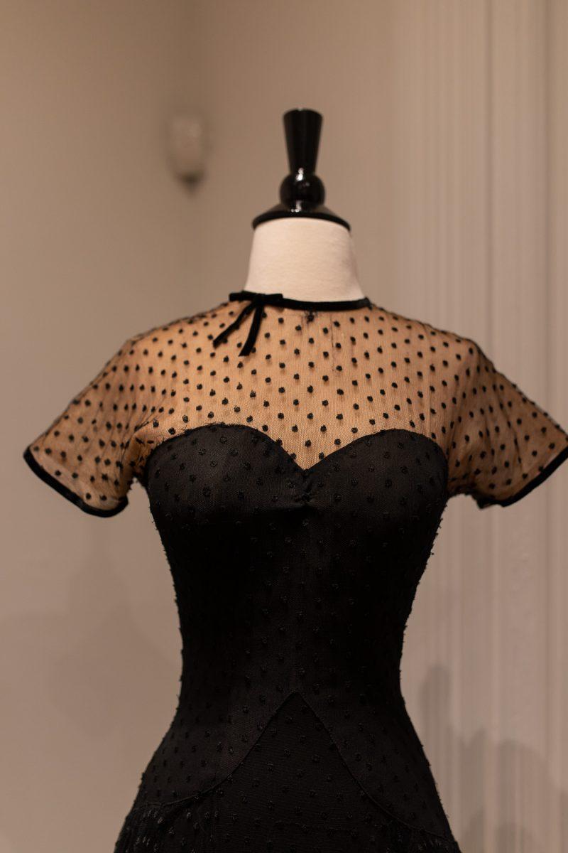 Little Black Dress at Distinctly Paramount Exhibition