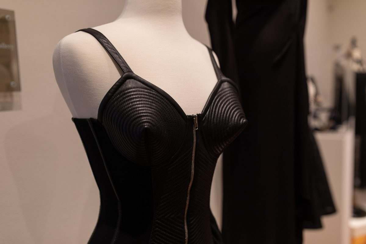Jean Paul Gaultier Cone Dress