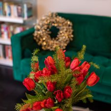 The Bouqs Co Holiday Flowers
